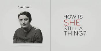 Last Week Tonight: How Is Ayn Rand Still A Thing?