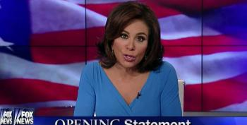 Fox's Pirro Fearmongers Over Threat From 'Radical Islam'