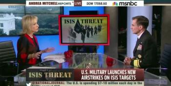 Andrea Mitchell: 'Why Aren't We Just Bombing The Hell Out Of ISIS?'