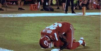 NFL Apologizes For Flagging Husain Abdullah's Prayer Celebration