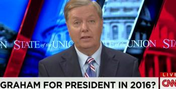 Lindsey Graham Punts When Asked About 2016 Presidential Run