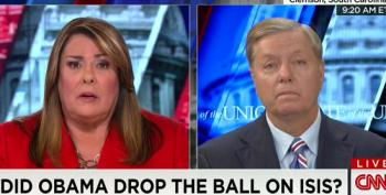 Lindsey Graham: 'Obama Is All In On Ebola But Not ISIS'