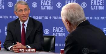 Bob Schieffer Asks NIH Director To Respond To Self-Certified Ophthalmologist Rand Paul's Fearmongering On Ebola
