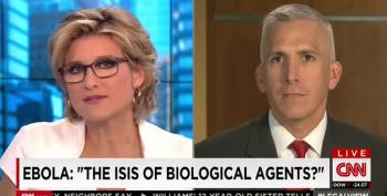 CNN Calls Ebola 'The ISIS Of Biological Agents'