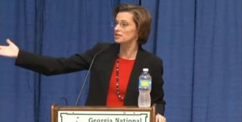 Michelle Nunn Pounds Perdue In Debate On His Outsourcing Record