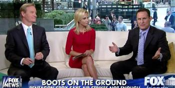 Brian Kilmeade Urges Military Leaders To 'Put Their Stars Down And Walk Out' On Obama