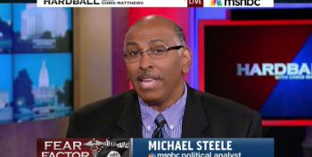 Michael Steele Dismisses Republican Fearmongering