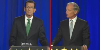 Connecticut Gov Malloy: National Review 'A Right-Wing, Tea Bag Organization'