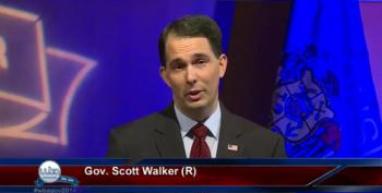 Walker: Wisconsin Now Has 'Lowest Employment Rate' Since Six Years Ago