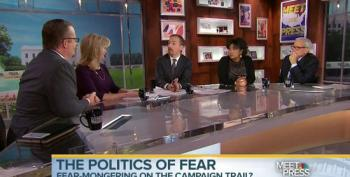 Chuck Todd Calls Politics Of Fear Over Ebola Irresponsible