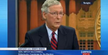 McConnell: I'll Work With Obama On Things We Already Agree On