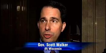Scott Walker Denies Medicaid Allegations