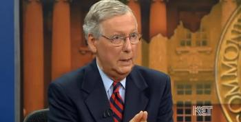 McConnell Tells Kentuckians They Can Keep Their Website - Just Not Their Health Insurance