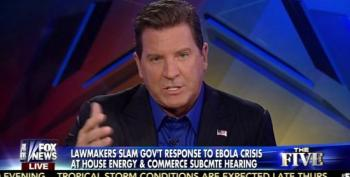 Fox News' Eric Bolling: Maybe Our Fearmongering Helped The CDC Save Lives