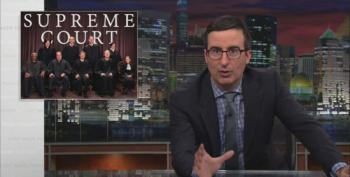 Last Week Tonight SCOTUS Reenactments: Real Animals, Fake Paws