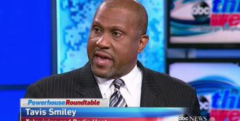 Tavis Smiley Does His Best To Help Undermine Dems In The Midterms
