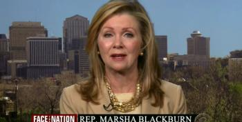 Marsha Blackburn: Bill Frist Would Have Been A Better Pick For Ebola Czar