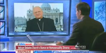 No, Cardinal Dolan, Opposing Gays And Same Sex Marriage Is Not Being 'Noble'