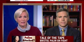 Daily Caller's Matt Lewis Takes Up For The Poor Picked On Palins