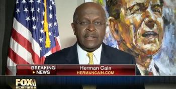 Herman Cain Tells Stuart Varney That Half The Black Voters In Georgia 'Clueless'