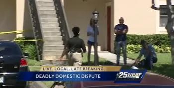 Florida Man Fatally Shoots Pregnant Wife
