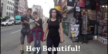 10 Hours Of Walking In NYC As A Woman