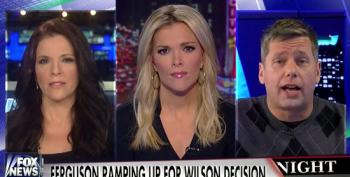 Fox Pundits Attack Eric Holder Over Ferguson Investigation