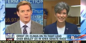 Joni Ernst Defends Decision To Cancel Meeting With Des Moines Register