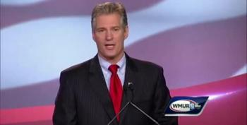 Scott Brown Botches Local New Hampshire Question At Debate