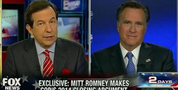 Romney: GOP Senate Will Send Immigration Bill To Obama's Desk