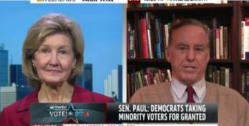 Howard Dean Calls Out Kay Bailey Hutchison's Defense Of Voter Suppression
