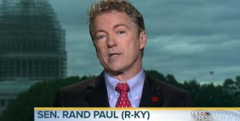 Rand Paul Says He Supports Voter ID Laws, But GOP Shouldn't Make It A Big Issue