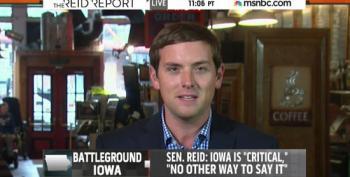 MSNBC's Luke Russert Touts Joni Ernst As Potential 2016 GOP VP Contender