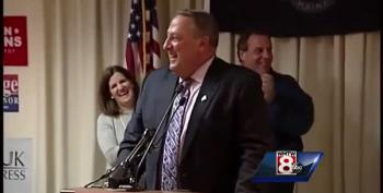 Maine's LePage 'Jokes' About Putting Newspaper Columnist On Suicide Watch