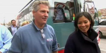Alex Wagner Asks, Will Scott Brown Leave New Hampshire If He Loses?