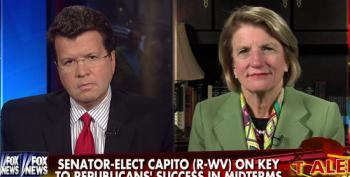 Fox's Cavuto Prods Republican Senator-Elect Capito About Impeaching Obama