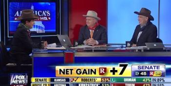 Fox News' Bizarre Election Night Coverage: 'Campaign Cowboys'