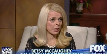 Betsy McCaughey Changes Her Tune On Threat To U.S. From Ebola