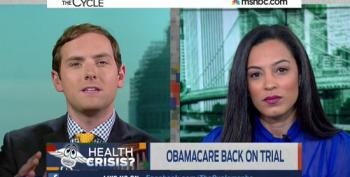 Luke Russert Asks If SCOTUS Gutting ACA Would Be A 'Silver Lining' For Dems Following Midterm Losses