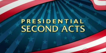 Late Show: Presidential Second Acts