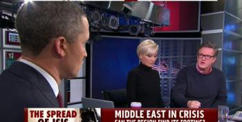 Joe Scarborough: Obama's Response To ISIS Is 'Frightening As Hell'