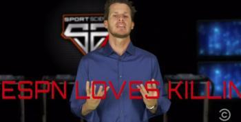 Daniel Tosh Completely Destroys America's #1 Sports Network: 'ESPN Loves Killing Kids.'