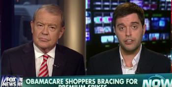 Fox Pundits Warn Of Obamacare 'Sticker Shock'