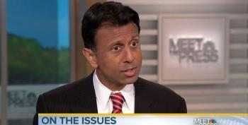 Bobby Jindal Tries To Pin Potential Government Shutdown On Obama