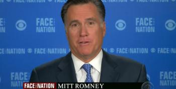 Mitt Romney Calls For Ground Troops Back In Iraq