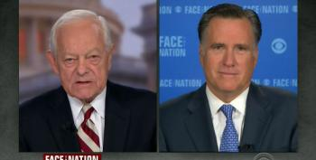 Romney Warns Obama Not To Poke The Eye Of Republicans On Immigration