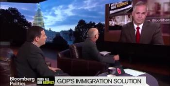 Wingnut Refuses To Admit There Is No Republican Plan For Immigration