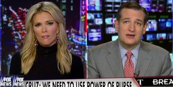 Megyn Kelly Helps Ted Cruz Promote His Latest Government Shutdown Plan