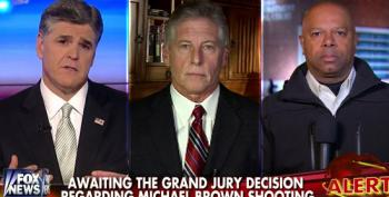 Hannity Blames Obama Administration For Any Upcoming Violence In Ferguson