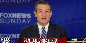 Ted Cruz References SNL Skit On Executive Orders To Bash Obama